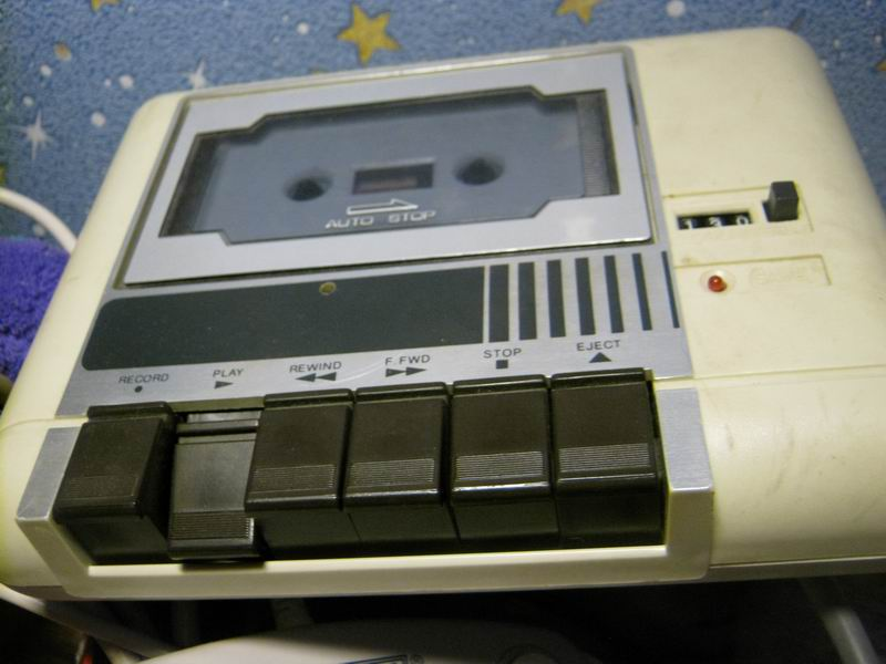 Кассетник для C64