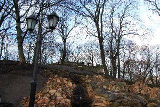 Центральный парк (рядом с каналом)